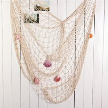 Authentic Nautical Fish Net