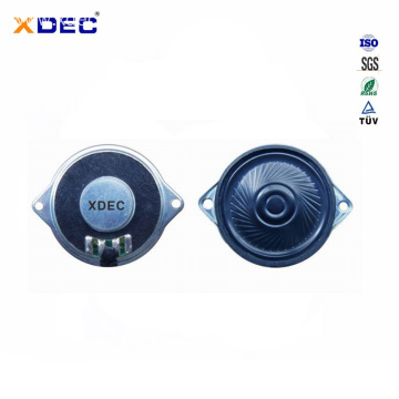IP67 Waterproof 40mm 8ohm 0.5w building intercom speaker