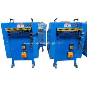 China Factories for Commercial Cable Cutting Machine cable stripping device supply to Peru Manufacturer