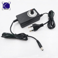 3-12v 1a adjustable voltage ac dc adapter