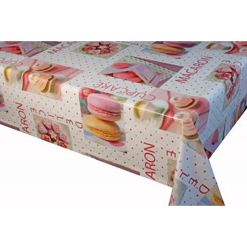 2019 Pvc Printed fitted table covers