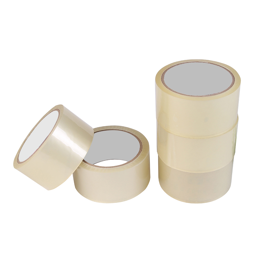 Free-sample-clear-bopp-adhesive-packing-tape