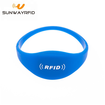 125KHz EM4200 RFID Wristband Price For Swimming Pool