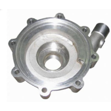 Precision casting of pump valve