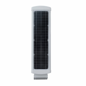 Vaʻai i fafo 20W LED Solar Street Lighting