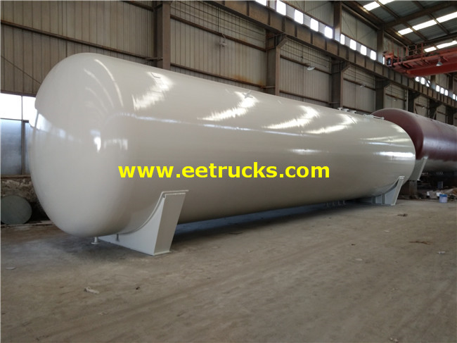 100m3 LPG Storage Gas Tanks