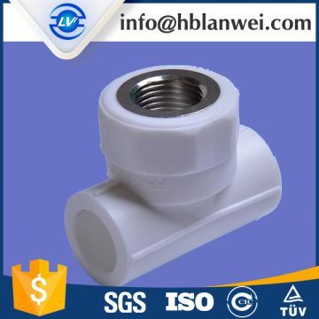 Leading for PPR Pipe Fittings Reasonable Price PPR PIPE Fittings supply to French Southern Territories Factory