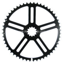 Bicycle Chainwheel And Crank For Folding Bike