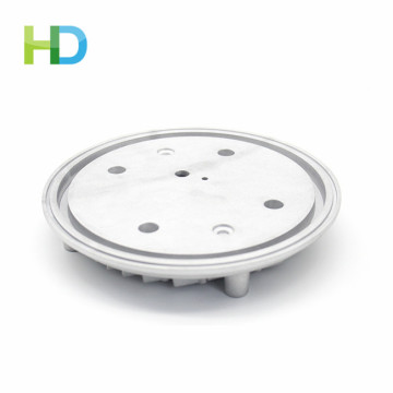 Durable parts led light housing aluminium die casting
