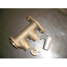Custom Investment Casting Brass Foundry och brons gjuteri