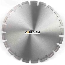 Good Quality for Wet Saw blades Laser Welded Asphalt Segmented Cutting Blade supply to India Factories