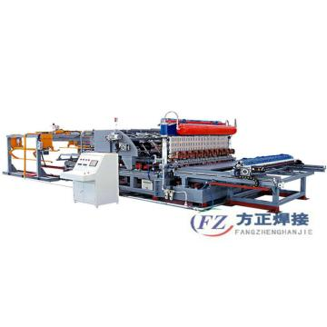Concrete Reinforcing Welded Fencing Wire Mesh Machine