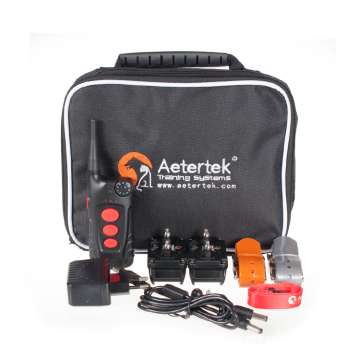 Aetertek AT-918C 2 Dogs Remote Training Collar