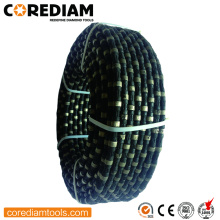 ODM for Diamond Wire, Spring Cutting Diamond Wire, High Cutting Diamond Wire, Saw Diamond Wire, Concrete Cutting Wire Manufacturers and Suppliers in China 11.0mm Diamond Wire Saw for Reinforced Concrete supply to South Korea Factories