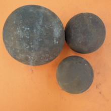 Hardness 60-65 HRC Forged grinding steel ball