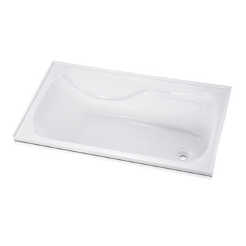 5 Ft Modern Soaking Drop-in Bath Tub