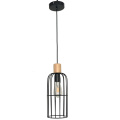 Black color Modern Pendant Lighting Lamp