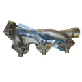 rear exhaust pipe 612600116749 rear exhaust manifold