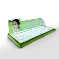 Retail makeup display units retail display supplies