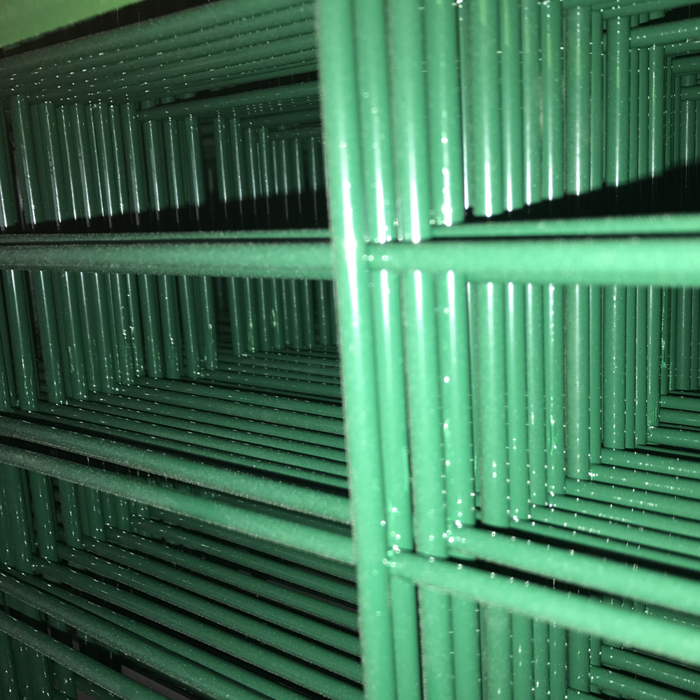 Twin Wire Mesh Panels China Manufacturer
