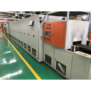 45KW Net belt annealing furnace