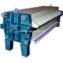 Hydraulic Chemical Industry Stainless Steel Filter Press