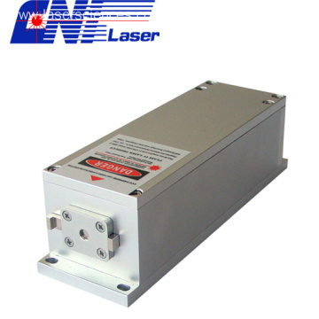 523.5nm Solid State Acousto-optic Pulse Laser