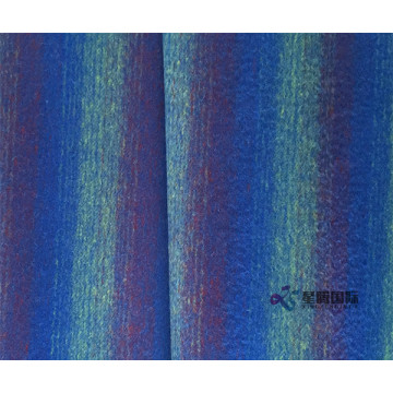 Striped Woven 100% Wool Fabric