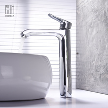 China for Black Basin Faucet HIDEEP Modern Full Copper Chrome Basin Faucet export to Indonesia Exporter