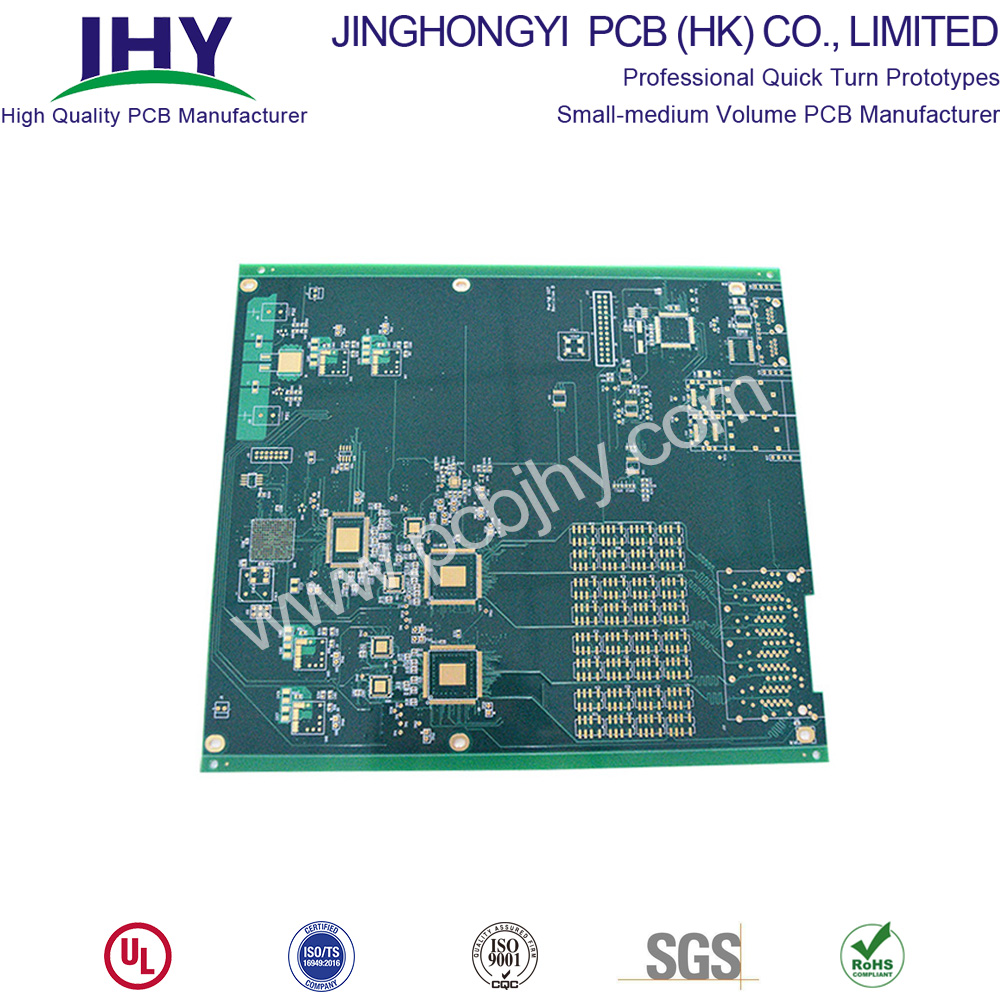 ENIG 1oz 2.4mm 6 Layer PCB