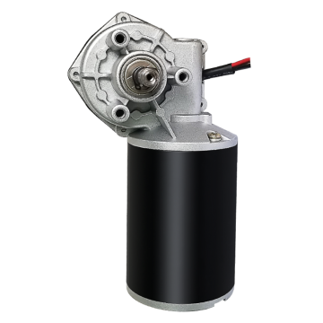 Maintex Low Rpm 95W 24V Worm Gear Motor