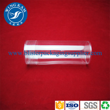 PVC Clear Container Cylinder Box Blister Soft Box