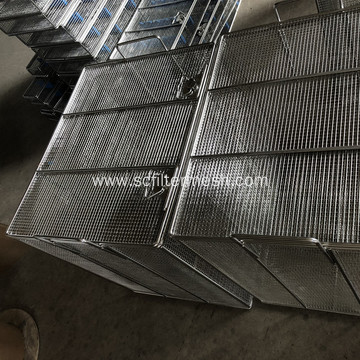Stainless Steel Small Wire Basket