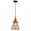Modern amber Color Glass Lamp Shade Pendant Lamp