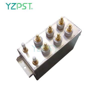 High reliability electric heating capacitor 1367A