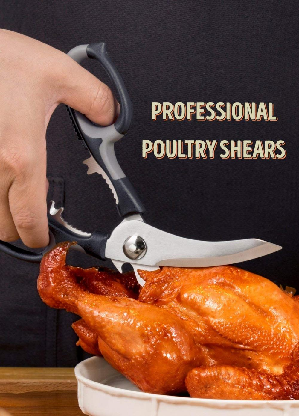 Chicked Bone Scissors