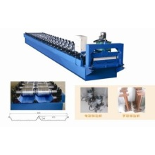 China OEM for Plc Standing Seam Roll Forming Machine Standing Seam Making Machine supply to United States Minor Outlying Islands Manufacturers