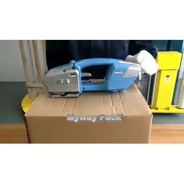 Hand Used And Cheap Price Brick Strapping Machine
