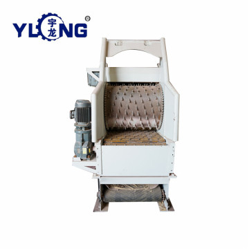 High capacity wood chipper machine prices