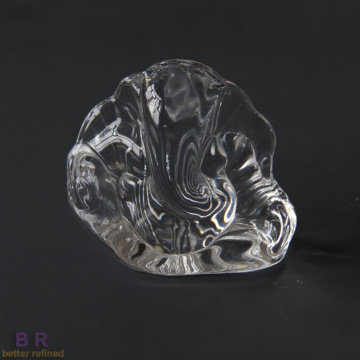 Crystal Glass Ganesh Statues