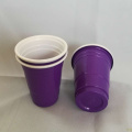 Disposable Plastic Violet PurpleTasting Cups