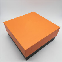 Top and Bottom Paper Box with EVA Foam