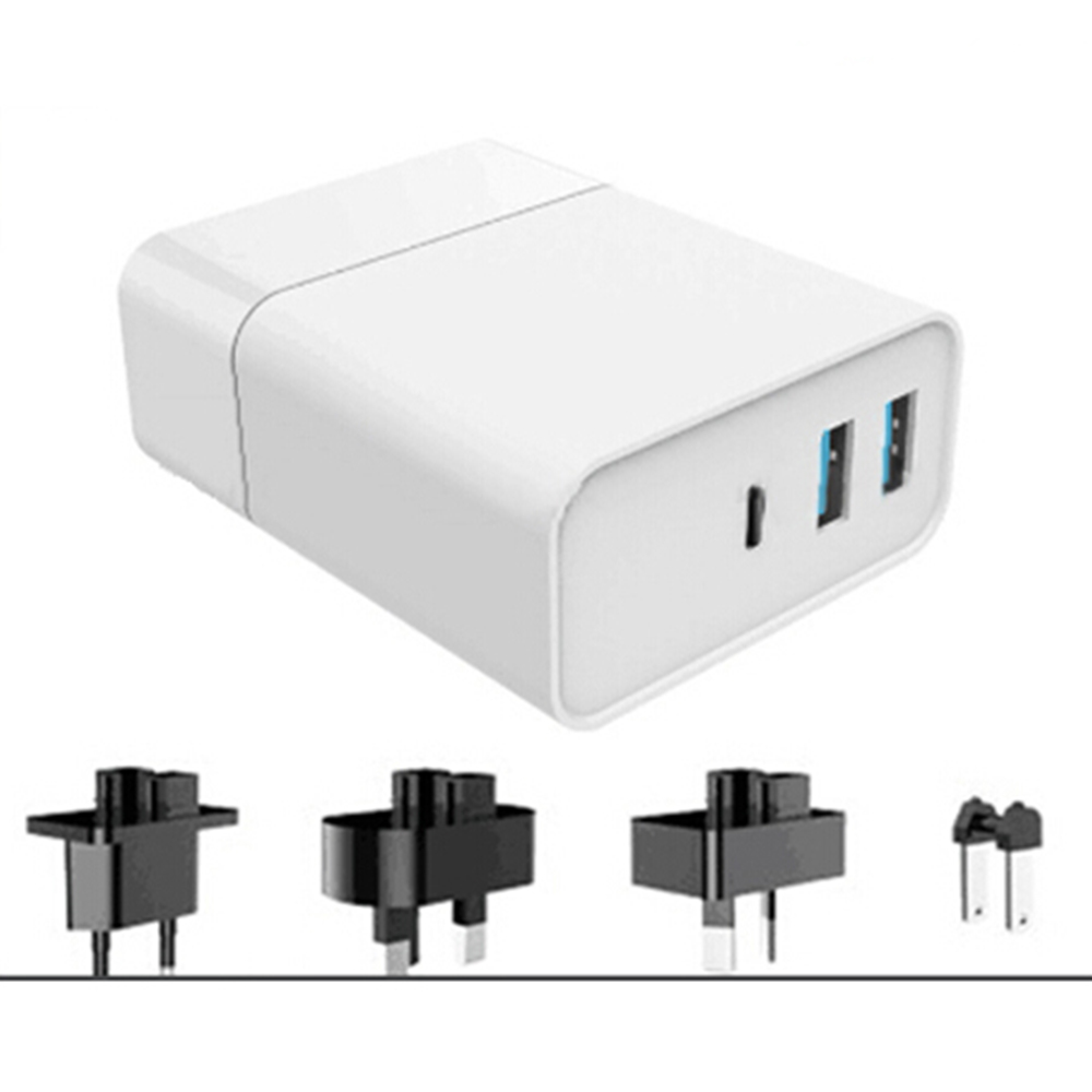 48W USB WALL CHARGER QUICK CHARGER