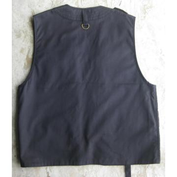 fashion multi pocket work casual vest for wholesale