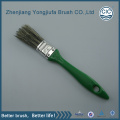 Plastic Handle Flat Wall Bristle Paint Brush
