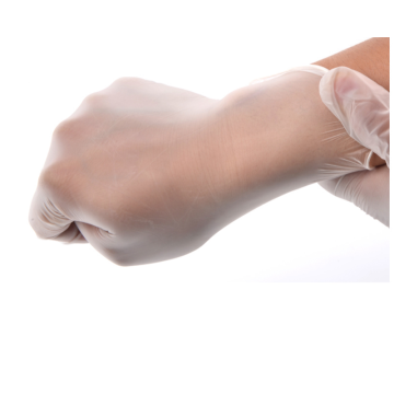 Disposable Vinyl Gloves Food Medical Grade