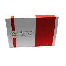 Hot Sliver Logo Two Pieces Gift Paper Box