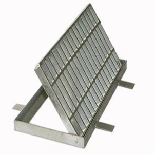 Box Steel Grating Trench Cover