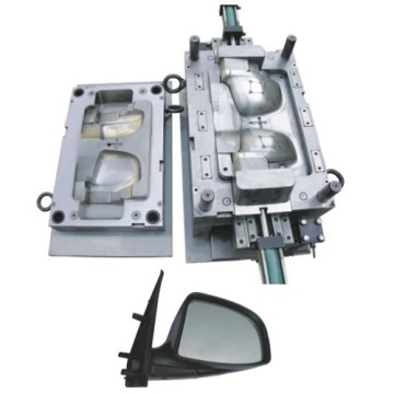 Plastic Injection Auto Rear View Mirror Shell Mould