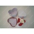 Romantic Valentine's Day heart-shaped Chocolate Gift Box
